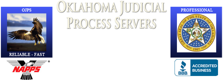 Oklahoma Process Server | Private Investigator | Notary| Bail Bonds OKC